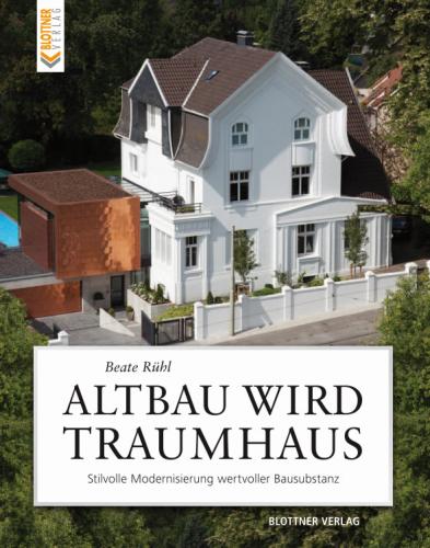 Buchcover Altbau wird Traumhaus