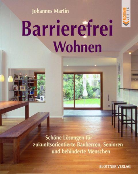 Buchcover Barrierefrei Wohnen