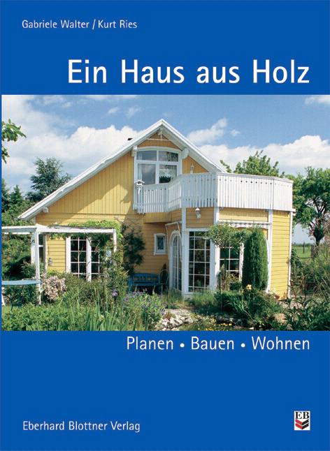 Buchcover Ein Haus aus Holz