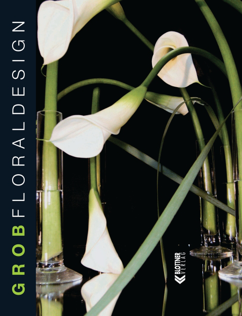 Buchcover Floraldesign