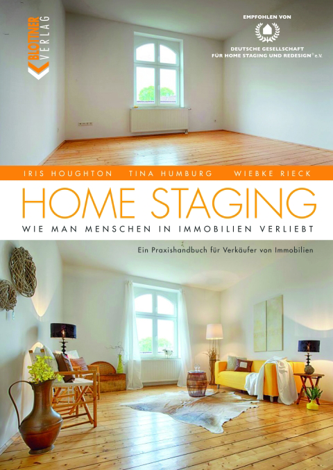 Buchcover Home Staging