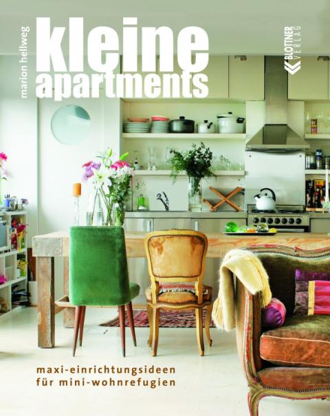 Buchcover Kleine Apartments