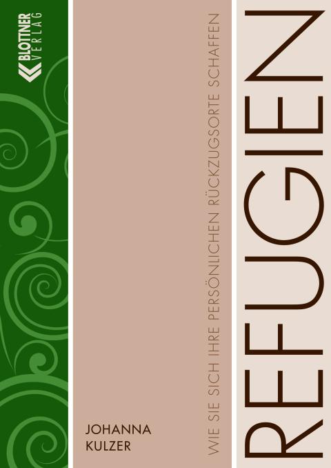 Buchcover Refugien
