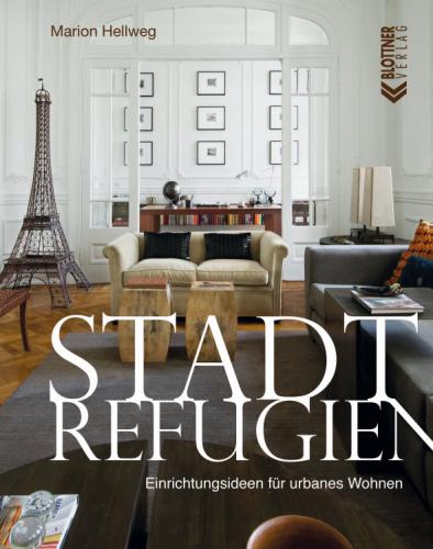 Buchcover Stadt Refugien