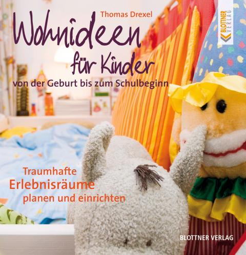 Buchcover Wohnideen für Kinder