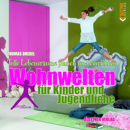 Buchcover Wohnwelten für Kinder und Jugendliche