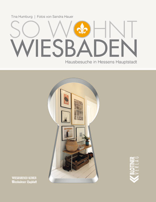 Cover So wohnt Wiesbaden