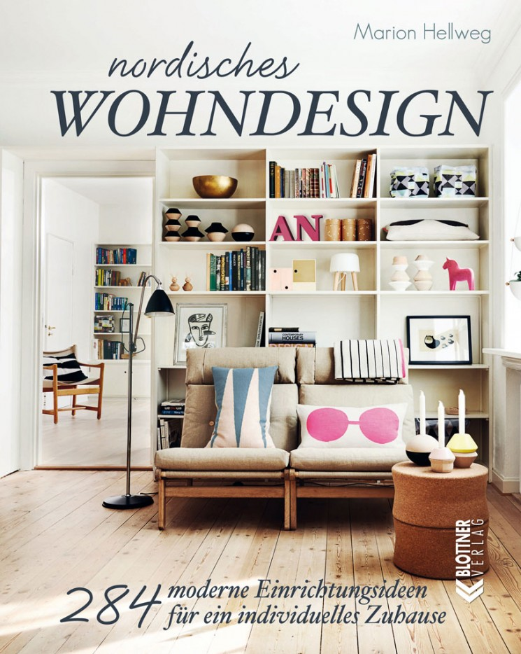 Buchcover Nordisches Wohndesign